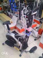 Get your Orbitrac bike with dumbbells & twister at Ehi sport mart
