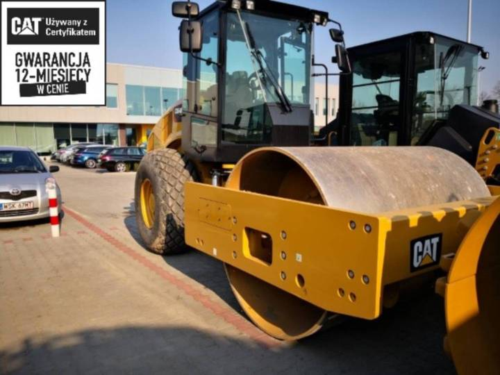 Caterpillar CS64B - 2018