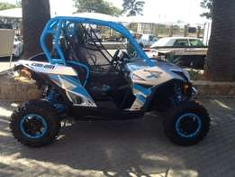 Can-Am Maverick Turbo XDS