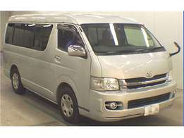 Toyota Hiace 2010, Foreign used For Sale Asking Price 2,800,000/=