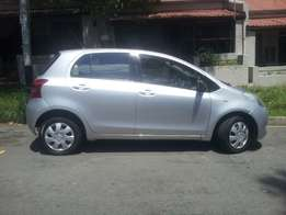 Toyota yaris t3 hatchback,silver,for sale