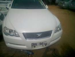 Toyota mark x on quick sale