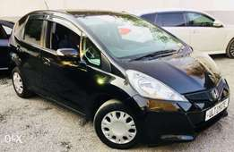 honda fit jet black kcp just arrived loaded edition at 699,999/=ono