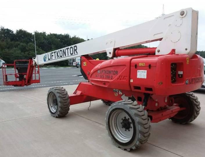 JLG E 600 Jp - 2009