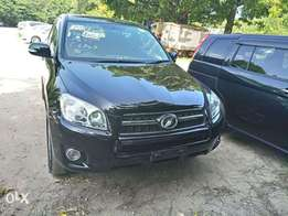 2wd with dark interior Toyota Rav 4 2010 model. KCP