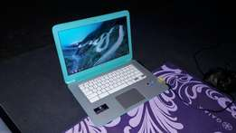 HP Chrome laptop