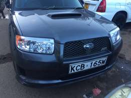 BR5 CrosSport Turbo Charged Subaru Forester Clean on quick sell00