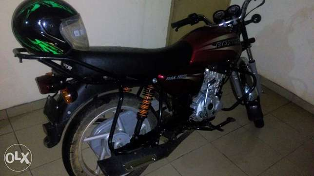 boxer motorbike for sale New Fadama - image 1