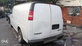 Cargo Van for sale