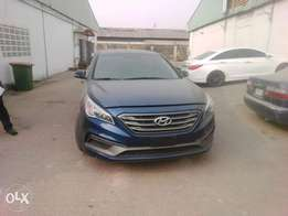 Hyundai sonata sports 2017 model