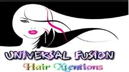 Universal Fusion Hair Extentions