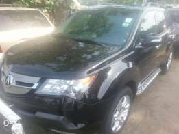 One year used acura mdx 09 fuloption tincan cleared