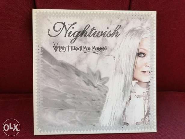 Nightwish - Wish I Had An Angel - Vinyl