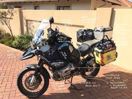 Expedition Kitted BMW 1200GS Adventure