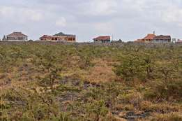 1/4 Acre Plot for Sale In Syokimau