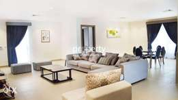 Furnished three bedroom apartment for rent in Fintas, Kuwait