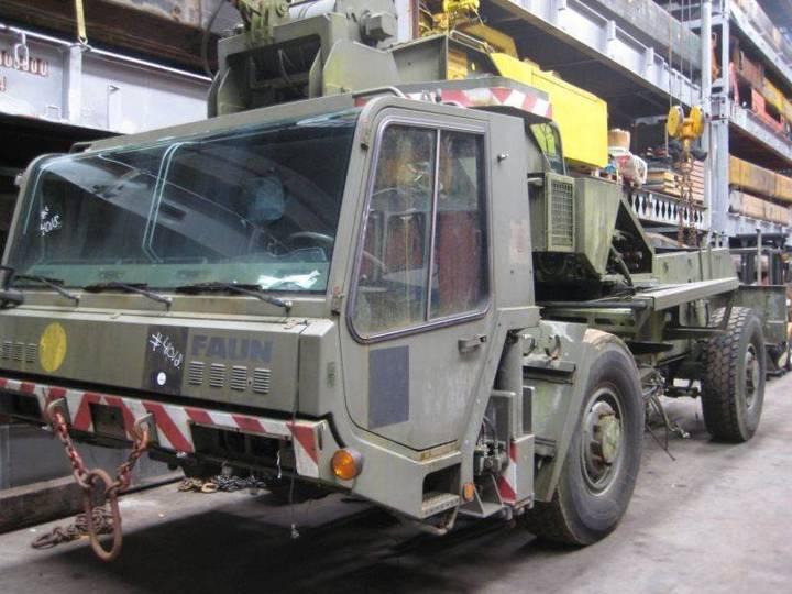 Tadano Faun ATF 25 for parts