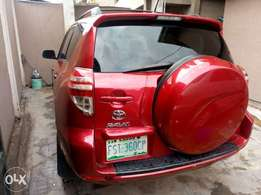Awoof Bought Brand New 2011 Toyota Rav 4(First Body)