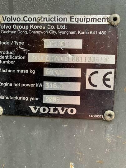 Volvo Ec 700 C L Salg / Utleie - 2009 - image 12