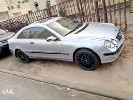 Clk240 going for 790k .good engine and chilling ac