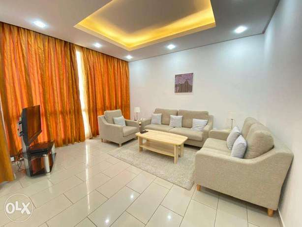 03 bedroom fully furnished apartment in salmiya.