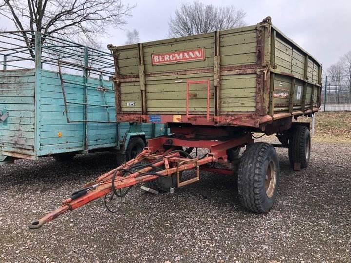 Bergmann D130 - 8tonner - 1990