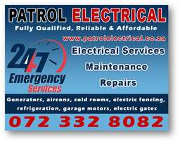 Fast respond electricians in Centurion