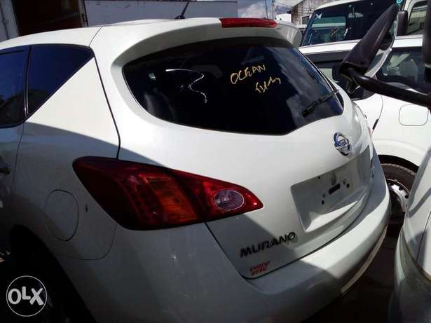 Nissan murano new plate number fresh import exquisite white fully load Mombasa Island - image 2