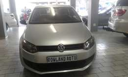 2014 polo 6 1.4 trendline for sell R120,000