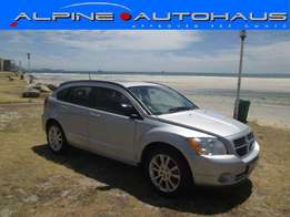 2012 Dodge Caliber 2.0L sxt-Sunroof