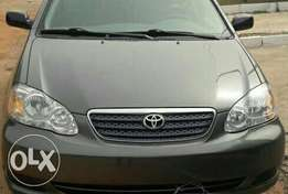 Toyota corola 2007 for sale