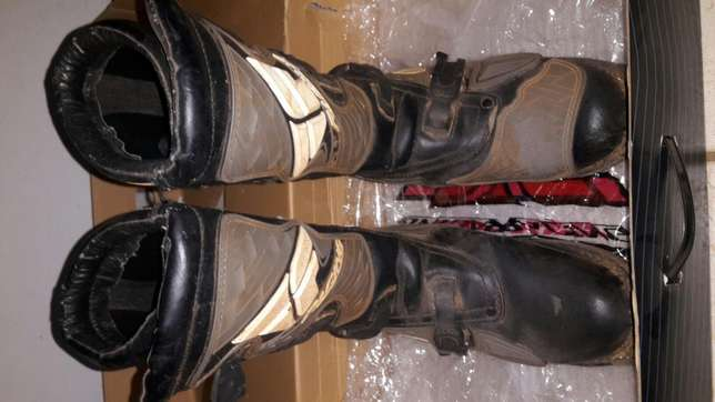Off road motorcycle boots Meyerton - image 2