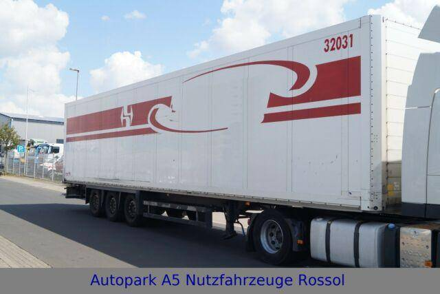 Schmitz Cargobull SK024 Koffer Doppelstock Iso SAF - 2003