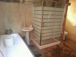 Professional shower fitters