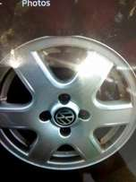 Swop for 17inch rims
