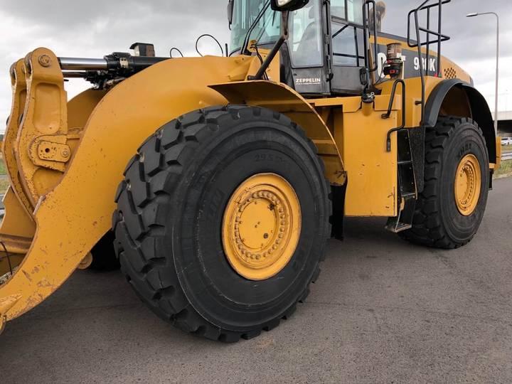 Caterpillar 980K wheel loader - 2013 - image 8