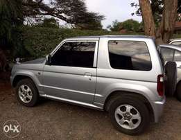 Mitsubishi Pajero Mini Turbo for sale