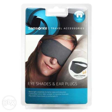 samsonite sleeping mask