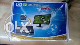 Free to Air Digital Tv combo box. Brand New over 200 Channels. for tft