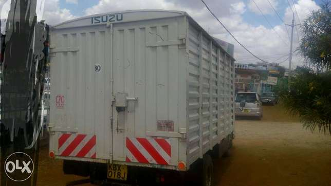 Isuzu nkr local for quick sale Baba Ndogo - image 5