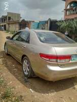 First body honda accord v6 engine 2004