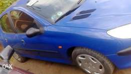 Foreign used peugeot 206 the