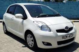 New Toyota Vitz - Contact for Hire Purchase