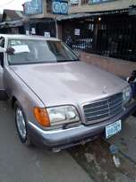 Very neat mercedes benz 300 in good condition and first body