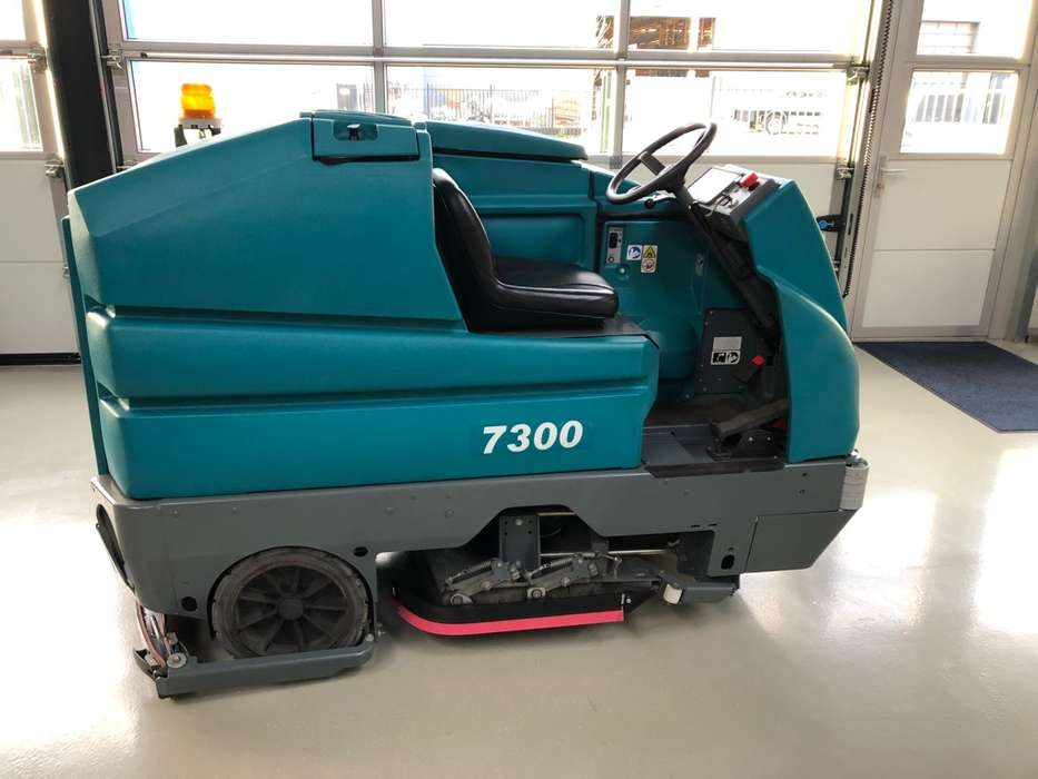 Tennant 7300 schrobmachine - 2010