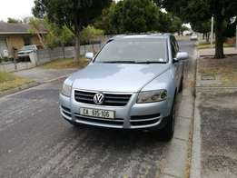 Vw Touareg Diesel Automatic Immaculate R89 999 NEGOTIABLE!