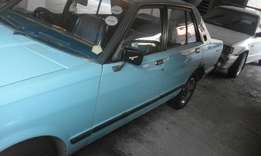 Greetings guys am selling my vintage car datsun stanza