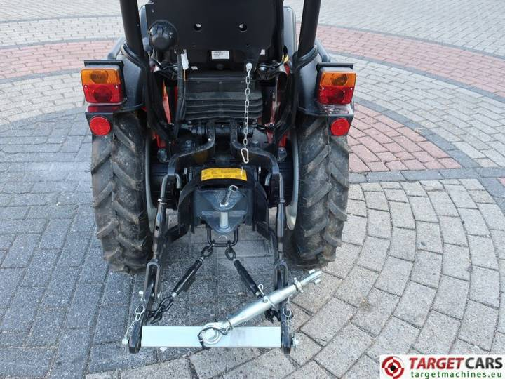 Goldoni Base 20SN Tractor 4WD Diesel 20.4HP NEW UNUSED - image 21