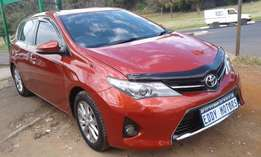 2013 model Toyota Auris 1.6 For Sale