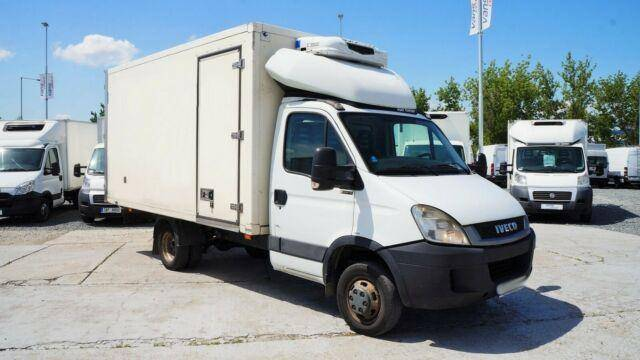 Iveco Daily 35C15 TIEFKUHLER 19,4m3 / LUFT - 2011